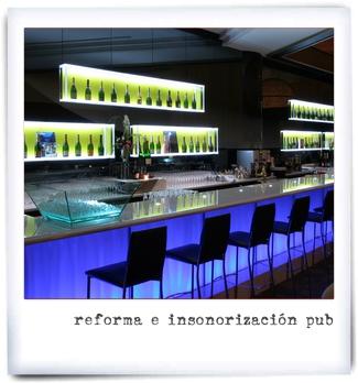 reformas pubs discotecas