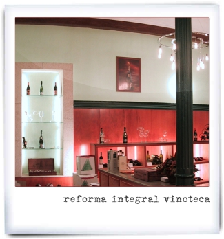 reformas vinotecas